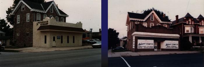Original photos taken when we first opened in 1955.